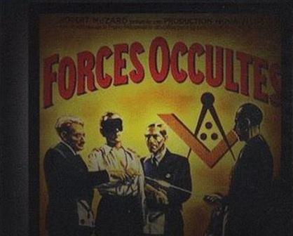 forces occultes_dvd