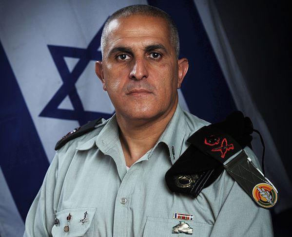 Le général Shlomo (Samy) Turgeman - crédit Wikimédia