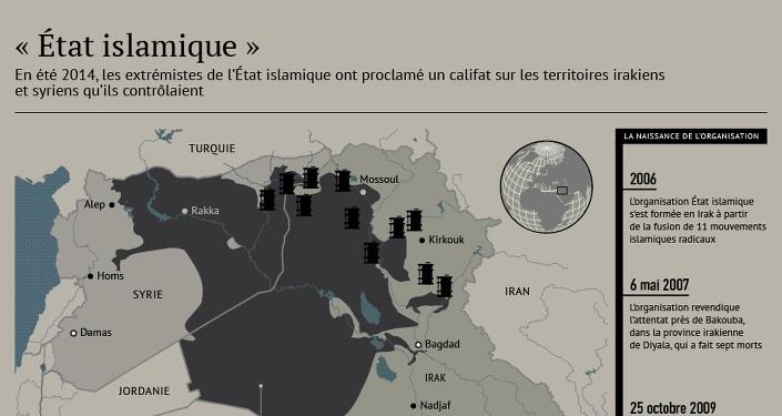 Organisation terroriste Etat islamique