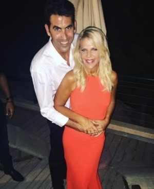 Le Chef Moshe Ringler et sa femme