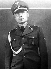 Josef Kramer SS-Hauptsturmführer