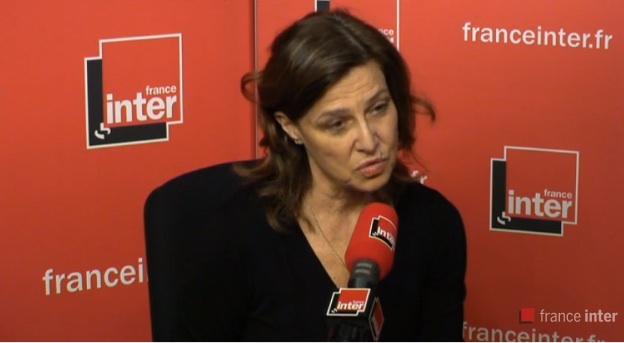 L'ambassadrice d'Israël en France, Aliza Bin NOUN