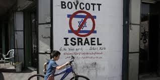 Le boycott participe d'une éducation à l'incitation à la haine du Juif et d'Israël
