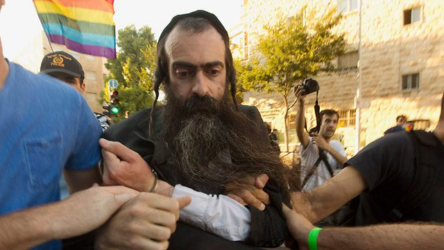 Yishai Shlissel a poignardé à mort la jeune Shira Banki, lors de la Gay Pride à Jérusalem