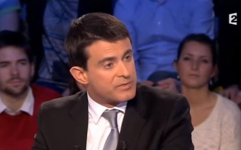 Archives. «On n'est pas couché» 13 avril 2013. Si c'est la première fois qu'un chef du gouvernement vient sur le plateau de l'émission de France 2, Manuel Valls n'en est pas à sa première sur le fameux fauteuil.  On n'est pas couché/Youtube