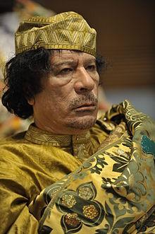 Mouammar Kadhafi - Wikipédia