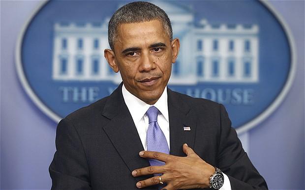 Conscient de la perte d'influence américaine, Obama préfère l'inaction à l'action