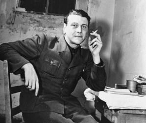 Otto Skorzeny - Nuremberg, 1945