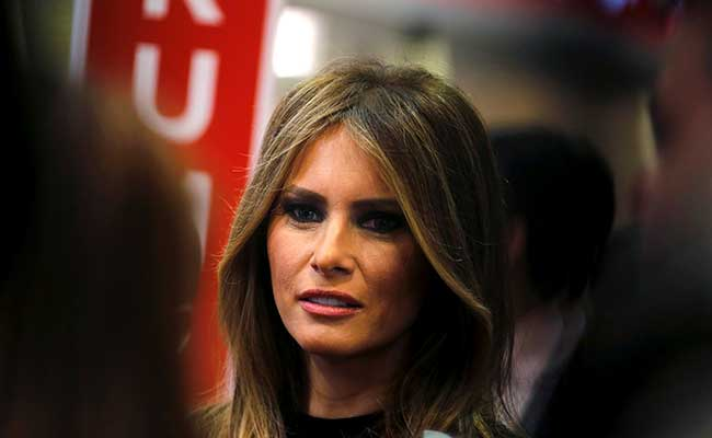 Melania Trump (Reuters Photo)
