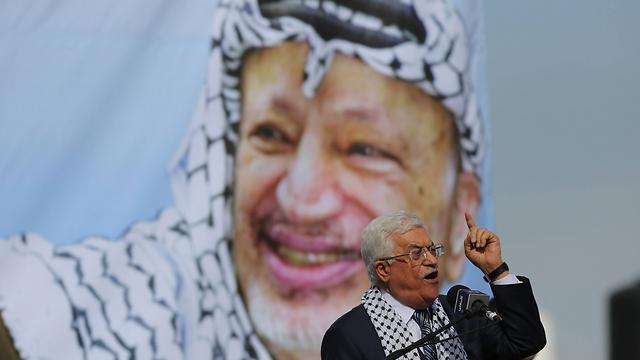 Arafat et Abbas, même combat antisioniste