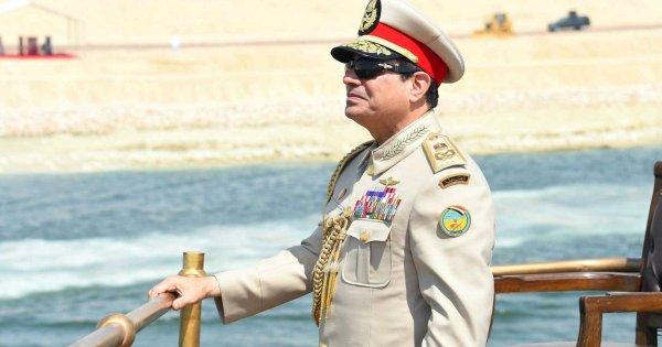 Le maréchal Sissi est en train de mener l'Egypte hors des zones de turbulences