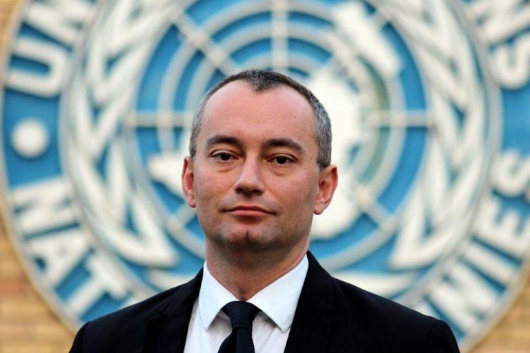 Nickolay Mladenov veut-il répéter la résolution scandaleuse de l'UNESCO ?