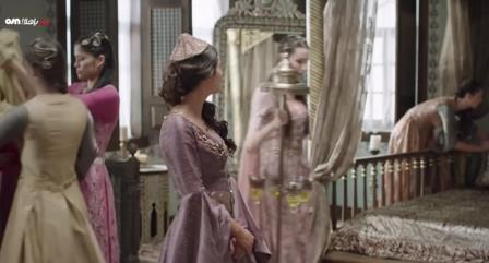 « Le Harem du Sultan », une série télévisée turque populaire en Tunisie