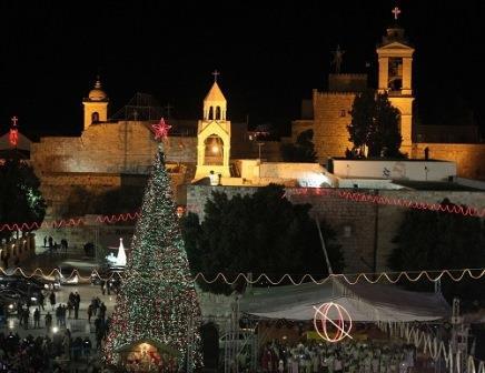 Noël à Betlehem