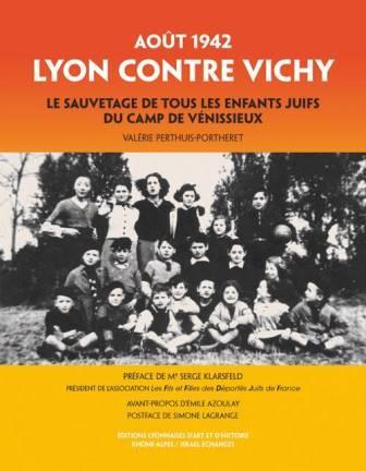 Les enfants sauvés de Vénissieux