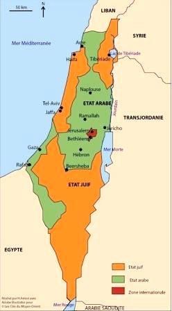 Les Mystères de la naissance d'Israël, par Charles Baccouche