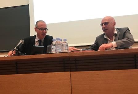 Signature d'un accord de coopération entre le Collège de France et la TAU