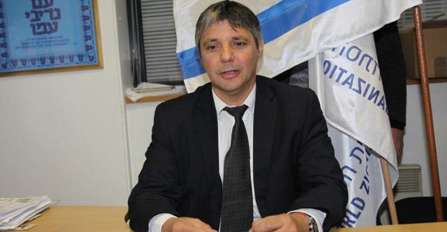 Olivier Rafowicz sera t-il élu à Tel-Aviv ?