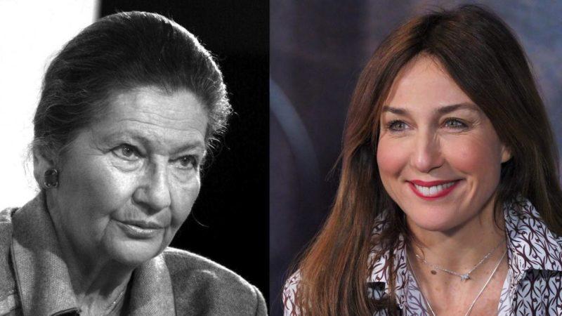 Elsa Zylberstein incarnera Simone Veil dans le nouveau biopic d'Olivier  Dahan - Tribune Juive