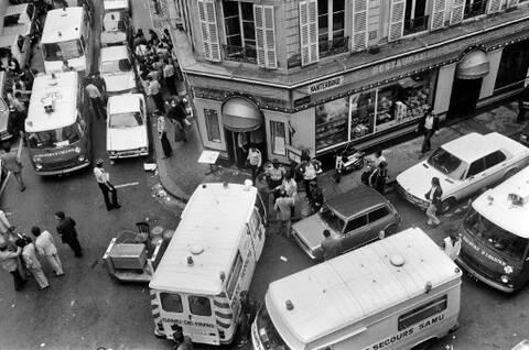 Six personnes avaient été tuées et 22 blessées lors de l'attentat de la rue des Rosiers perpétré dans le quartier juif historique de Paris, le 9 août 1982.